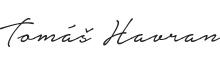 Podpis Tomas Havran